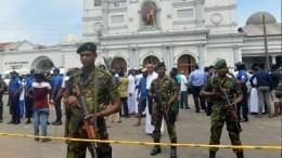 Посольство РФвШри-Ланке рекомендует россиянам избегать поездок вКоломбо