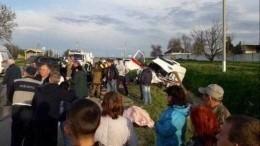 Фото: Смертельная авария сскорой произошла наКубани