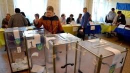 Число нарушений навыборах наУкраине перевалило затысячу