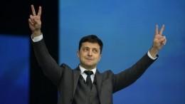 Зеленский лидирует вовтором туре выборов президента Украины— экзитполы