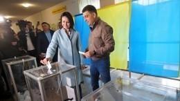 Голосование вовтором туре выборов президента Украины завершено