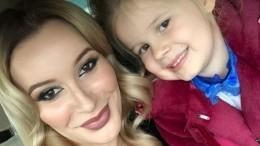 Четырехлетняя дочь звезды «Дома-2» стала одной изсамых красивых девочек Москвы