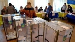 ЦИК Украины опубликовал первые результаты второго тура президентских выборов