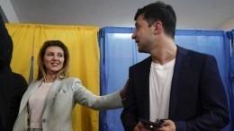 Что известно обудущей первой леди Украины Елене Зеленской?