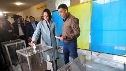 После подсчета 95,06% бюллетеней Зеленский лидирует согромным отрывом— видео
