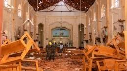 ВШри-Ланке прогремел еще один взрыв