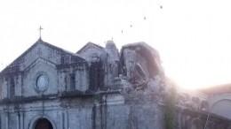 Пять человек погибли после сильного землетрясения наФилиппинах