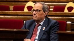 Глава Каталонии: «Санкции ЕСпротив РФплохо влияют нанаше сельское хозяйство»