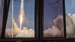 Видео: ВРоссии прокомментировали аварию накосмическом корабле Crew Dragon
