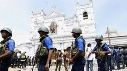 Власти Шри-Ланки: серия терактов— месть зарасстрел вНовой Зеландии