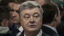 «Русская водка» положила конец президентству Порошенко
