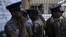 Исламское государство* взяло насебя ответственность затеракты вШри-Ланке