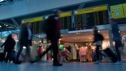 СКРФпроводит проверку пофакту авиадебоша наборту самолета «Бангкок— Москва»