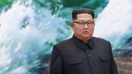 Ким Чен Ынотправился напоезде воВладивосток насаммит РФ— КНДР