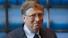 «Втихом омуте!»: Билл Гейтс «зажег» спятью красотками натанцполе— видео