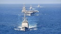 Посол США пригрозил России авианосцами вСредиземном море