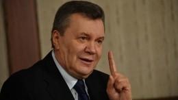 Виктор Янукович хочет вернуться вКиев при новом президенте