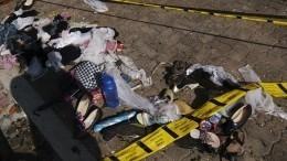Число жертв терактов вШри-Ланке возросло до359 человек