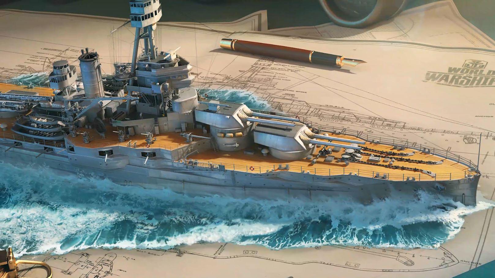 Кто икак строил советские линкоры для World of Warships— эксклюзивный репортаж