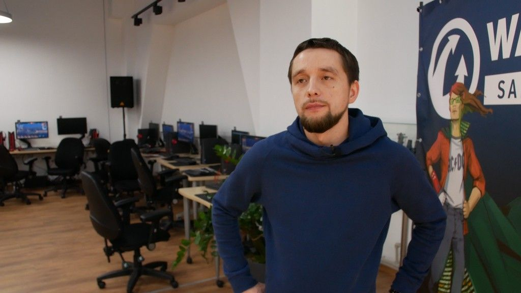 Сергей Воробьев, директор разработки игры World of Warship