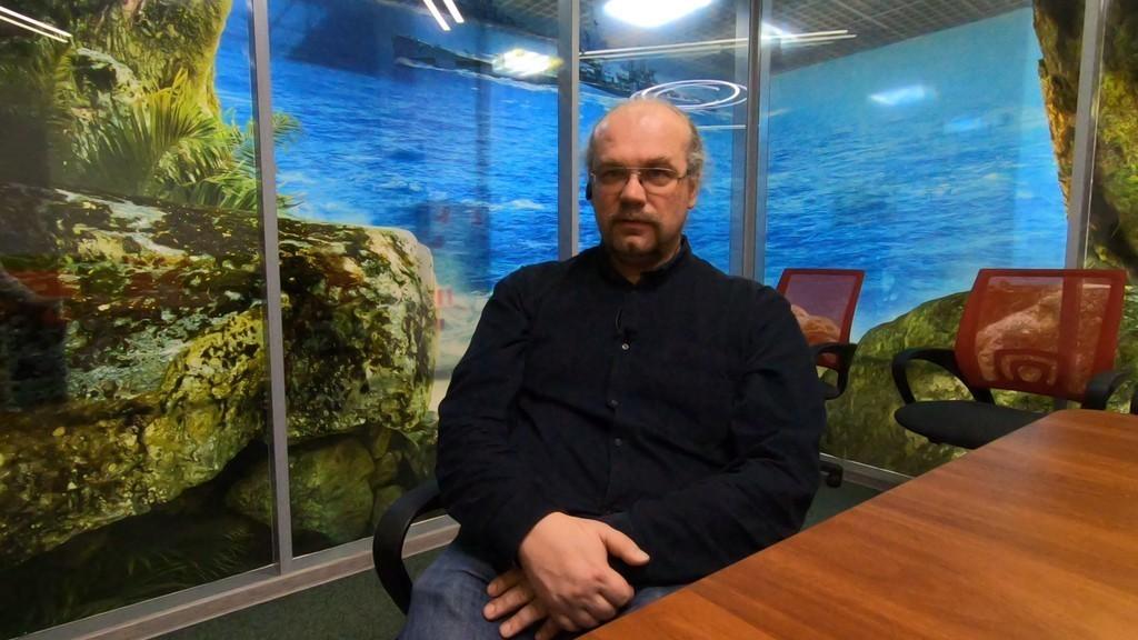 Антон Курчаткин, дизайнер-инженер группы создания чертежей