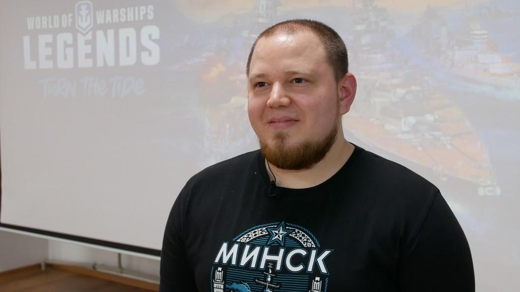 Андрей Созинов, руководитель группы контента в3D-департаменте