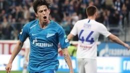 Видео: Петербургский «Зенит» обыграл московское «Динамо»