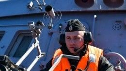 Видео: Тактические учения Каспийской флотилии прошли вДагестане
