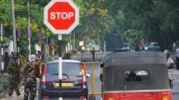 Видео: ВШри-Ланке прогремел новый взрыв