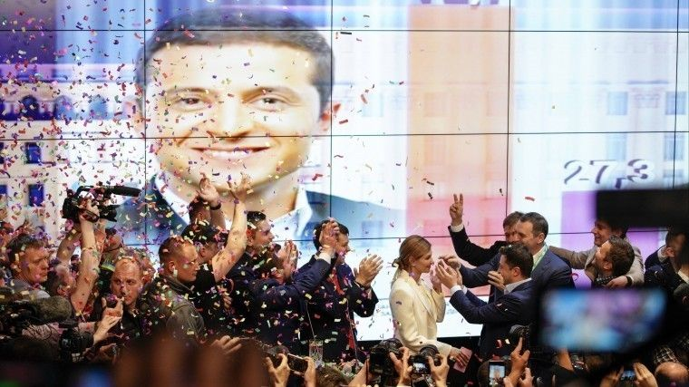 Команда Зеленского рассказала, чего нивкоем случае недопустит новый президент