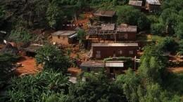 Видео: МЧС РФдоставило 30 тонн гуманитарной помощи вЗимбабве