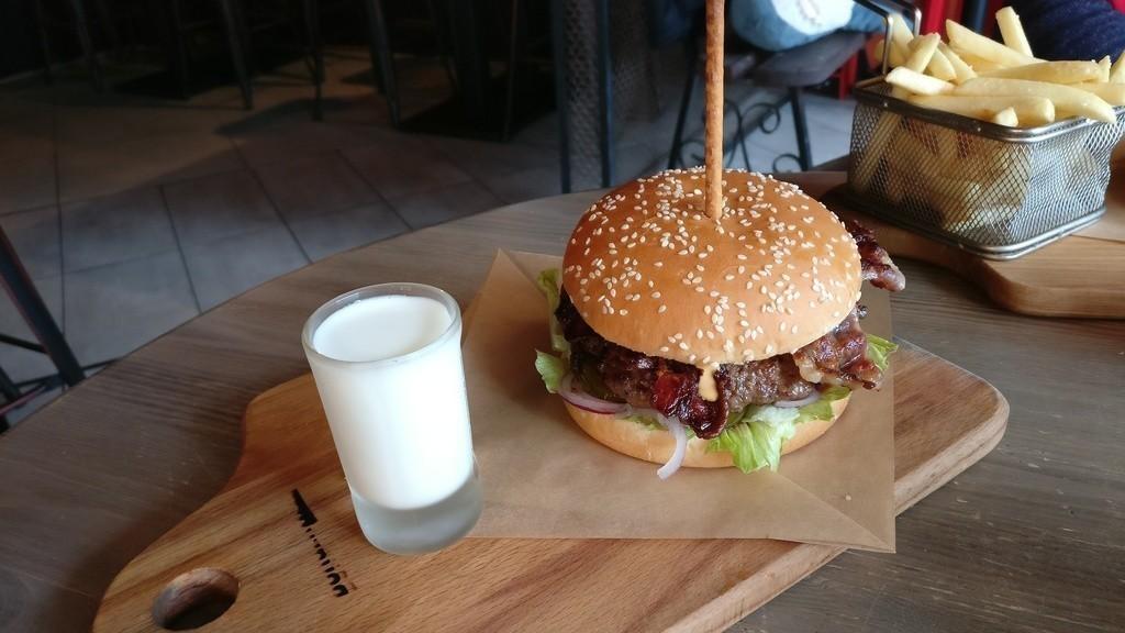 Бургер «Нелегальный»