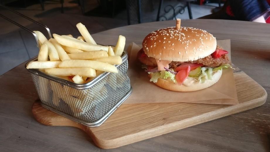 Бургер «Парень изАлупки»