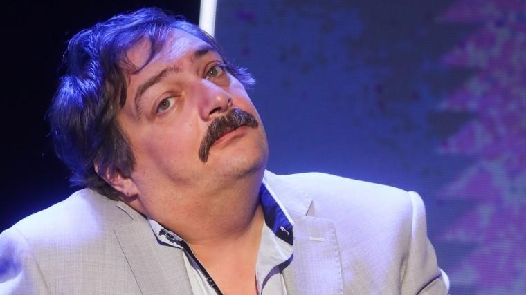 Дмитрий Быков назвал причину собственной госпитализации