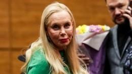 Фото: 68-летняя вдова Иосифа Кобзона сразила публику наМосковском кинофестивале