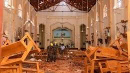 Предполагаемый координатор взрывов наШри-Ланке погиб вгостинице Shangri-La