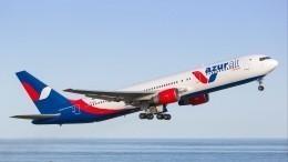 Самолет с238 пассажирами вернулся вКрасноярск из-за проблем сдвигателем