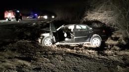 Фото: Четыре человека погибли вДТП вОмске