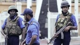 Перестрелка вШри-Ланке. Погибли 15 человек