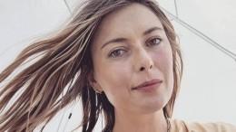 Фото: Мария Шарапова впервые публично похвасталась красавцем бойфрендом