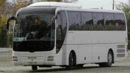 Видео: Автобусы сдетьми надесять часов застряли натрассе под Екатеринбургом