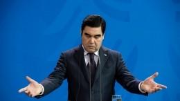 «Маэстро»: Президент Туркмении зачитал рэп про коня ивзорвал интернет— видео