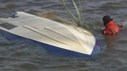 Пассажиры затонувшего катера винят всмерти подруги спасателей иврачей— видео
