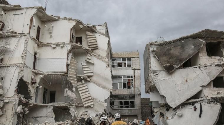 «Белые каски» готовят новую провокацию вСирии— посол РФвСША