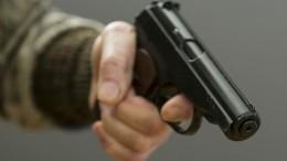 Один человек получил ранение вовремя перестрелки вбаре вМоскве