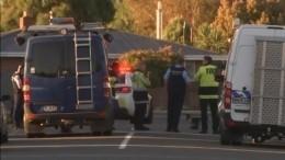 Полиция Новой Зеландии задержала мужчину поподозрению втерроризме— видео