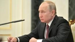 Глава «Транснефти» доложил Путину оситуации снефтепроводом «Дружба»