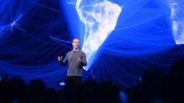 «Марк, верни шапку!»— Цукерберг презентовал обновленный дизайн Facebook