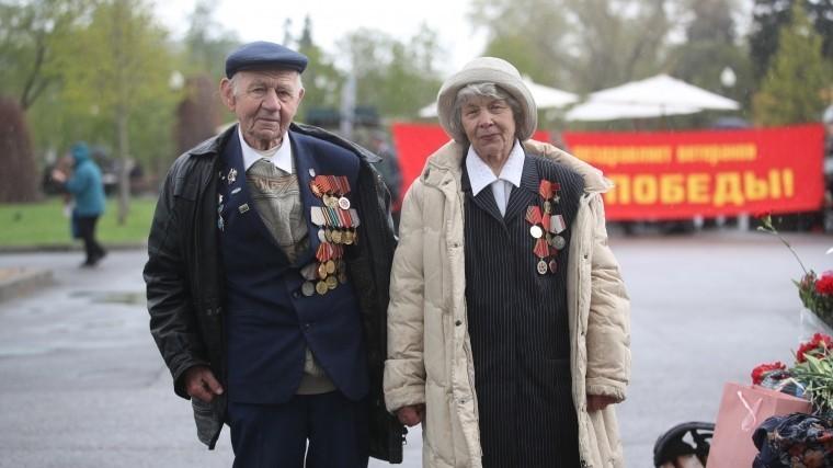 Путин подписал закон оповышении пенсий ветеранам ВОВ