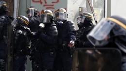 Россия ждет реакции ОБСЕ наинцидент сжурналисткой РИА Новости